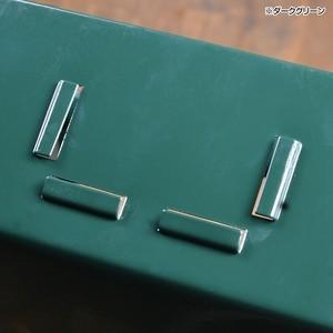 ダルトン 収納ボックス パーツストッカー CH07-H298 [ サックス ]