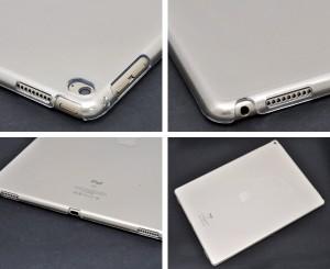 iPad Pro ケース 12.9インチ用クリアハードケース カバー アイパッドプロ タブレットケース