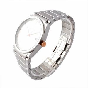 ck Calvin Klein カルバンクライン メンズ腕時計 Step (ステップ) K6K31B46