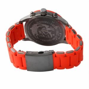 DIESEL ディーゼル メンズ腕時計 DZ4448 ラスプ