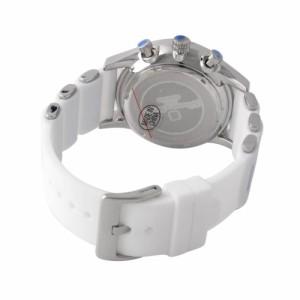 Salvatore Marra サルバトーレマーラ メンズ腕時計 SM16111-SSWH クロノグラフ