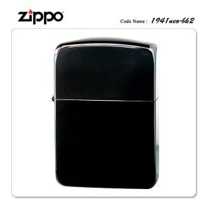 ZIPPO ジッポー ジッポライター チタンコーティング ブラック 1941NEO-BK2 【ギフト/プレゼント/喫煙具】