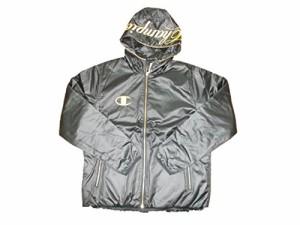 Champion(チャンピオン) インサレーションジャケット Oサイズ CJ9437 (KG)ブラック/ゴールド