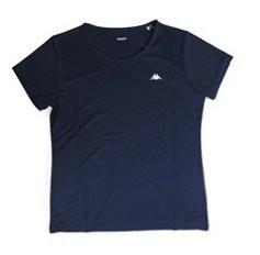 kappaカッパ 半袖シャツ Sサイズ KM422TS90 (NV1)ネイビー1