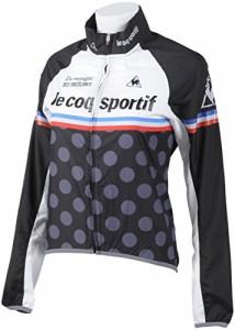 (ルコックスポルティフ)le coq sportif サイクリング ウインドジャケット QC-575161 [レディース] BLK M