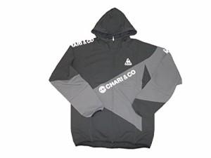 le coq sportif(ルコックスポルティフ) メンズ ライトジャケット Lサイズ QC573171CO BLK ブラック