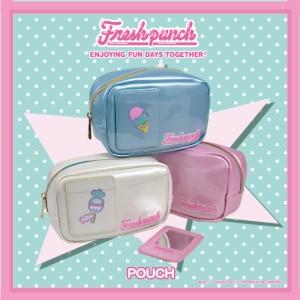 Freshpunch フレッシュパンチ パールシャインポーチ サンリオ ALTROSE アルトローズ