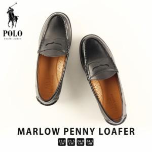 ポロ ラルフローレン【POLO RALPH LAUREN】レディース ローファー 997216 1804 通学 学生靴