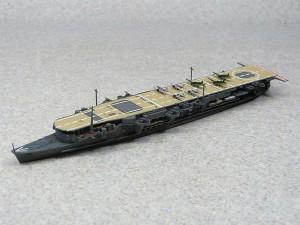 アオシマ 1/700  航空母艦 龍驤 (ソロモン戦) STD 【ウォーターラインシリーズ No.230】