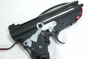 ガーダー (GUARDER)【AK-26】セレクターレバー&セーフティ セット マルイ AKシリーズ用