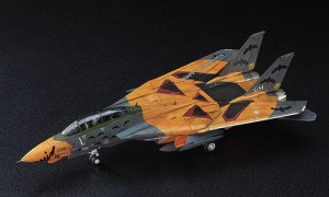 """ハセガワ 1/72F-14D トムキャット """"エースコンバット パンプキンフェイス""""【SP309】"""