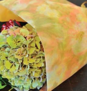 デザインペーパー(不織布)グラッチェ 全4色 65cm×20m ラッピングペーパー ≪floro≫ 花材・花資材・花屋・フラワーショップ・フ
