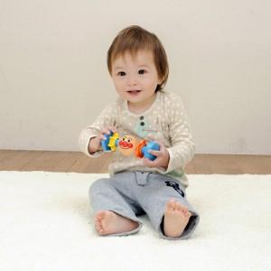 アンパンマン ベビラボ まわしてチキチキねじ | おすすめ 誕生日プレゼント ギフト おもちゃ