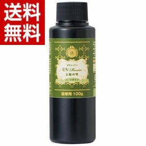 パジコ UVレジン 太陽の雫 詰替用 ハードタイプ 100g  UVレジン液