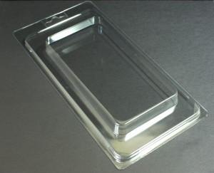 iPhone8 iPhone7 iPhone6ケース用 シェルブリスターパック クリア 500PC