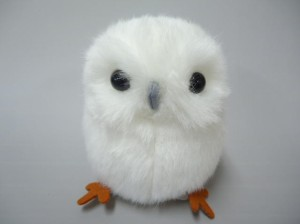 スターチャイルド ぬいぐるみ 白ふくろう(送料無料)(ふくろう、人形、玩具、おもちゃ、ぬいぐるみ、キャラクターグッズ、プレゼント