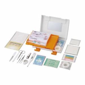 (救急セット)エイドクルー#400 8112 (救急箱、収納ボックス、薬収納ボックス、小物入れ)