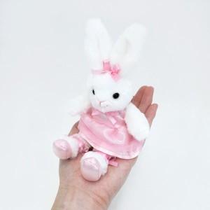 【GUND】バニー バレエ S (4056612)14cm 【送料無料】(ウサギ、うさぎ、兎、人形、玩具、おもちゃ、ぬいぐるみ、キャラクターグッ