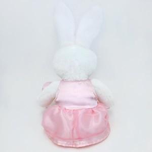 【GUND】バニー バレエ L (4056613)27cm (ウサギ、うさぎ、兎、人形、玩具、おもちゃ、ぬいぐるみ、キャラクターグッズ、プレゼン