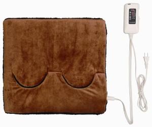 ホットマルチヒーター モカ (送料無料)(暖房器具、電気カーペット、ホットマット、ホットカーペット )