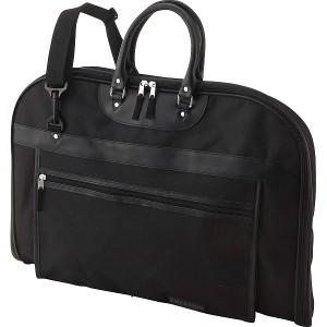 エマージョン ガーメントバッグ ブラック E1113−03SH 【送料無料】(ガーメントバッグ、スーツバッグ、ハンガーバッグ、カバ