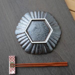 (孔雀)19x3.5cmのお皿 トルコ色1pcs茶色1pcsのペア (16549) (送料無料) (キッチン用品、お皿、大皿、調理器具)