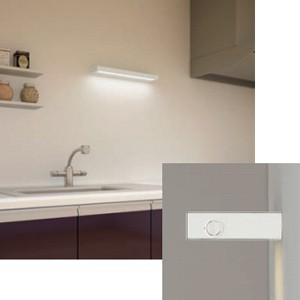 DAIKO LEDキッチンライト 流し元灯 電球色 非調光タイプ FL15Wタイプ 壁付タイプ スイッチ付 DBK-38540Y
