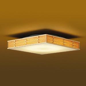DAIKO LED和風シーリングライト 〜8畳 調色・調光タイプ(昼光色〜電球色) クイック取付式 リモコン・プルレススイッチ付 DCL-38718