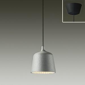 DAIKO LEDペンダントライト 電球色 非調光タイプ 白熱灯60Wタイプ 端子台木ネジ取付方式 銀色 DPN-39135Y