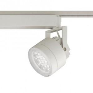オーデリック LEDスポットライト HID35Wクラス スーパーマーケット向け  総菜・パンタイプ(2700K) 光束1880lm 配光角59° オフホワイト