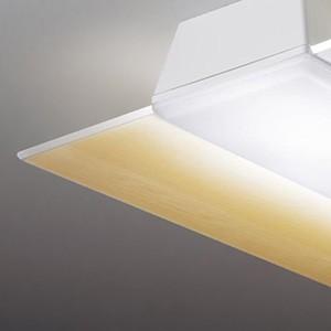 パナソニック LEDシーリングライト 〜12畳用 天井直付型 調光・調色タイプ 昼光色〜電球色 リモコン付 木目調 LGBZ3186
