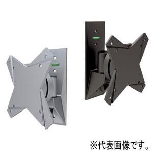 スタープラチナ TVセッターフリースタイル SSサイズ W55×H170×D97mm 角度調節機能付 アルミ合金・スチール製 ブラック TVSFRNA110XSB