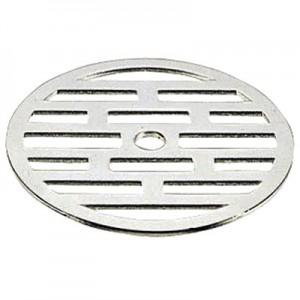 三栄水栓製作所 排水用皿 排水用品 目皿 直径:37mm 厚み:1.8mm H40F-37