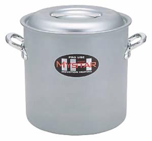 業務用 IH 対応 寸胴鍋 45cm(70.0L) オール熱源 対応 日本製 国産