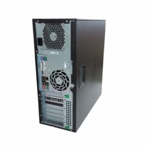 [MS Office 2003Personal]HP Z210 Workstation Xeon E3-1270 メモリ8GB HDD500GB×2 DVDマルチ RX460 [本体のみ] 送料無料