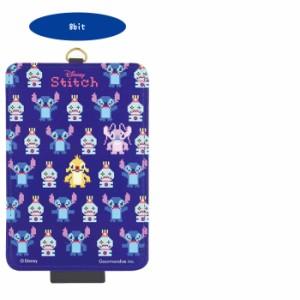 ディズニー スティッチ iCカードケース キャラクター パスケース 定期 ケース イラスト 可愛い メンズ 定期ケース