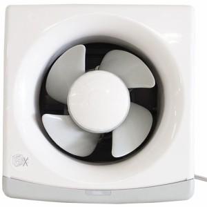 【送料無料】オーム電機 換気扇 連動式シャッター 排気  15cm 00-6536
