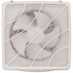 【送料無料】オーム電機 フィルタータイプ換気扇 連動式シャッター 排気 羽のサイズ : 25cm 00-6541
