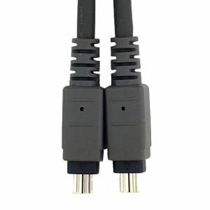 オーム電機 IEEE1394 I.LINK DV端子4ピン-4ピン 2m 05-0200