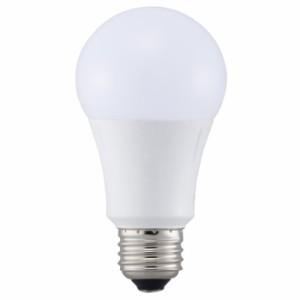 オーム電機 広配光LED電球 60W形相当/820lm/電球色/E26 密閉器具対応 LDA7L-G AH52 06-3284