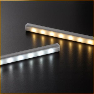 LEDエコスリム 直管LEDライト長さ220mm 昼光色 LT-NLD40D-HN 07-9764