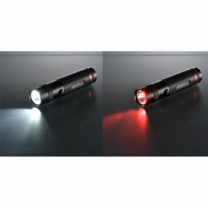 COAST PX2 コースト LED懐中ライト 懐中電灯 赤/白2色ライト 07-8769