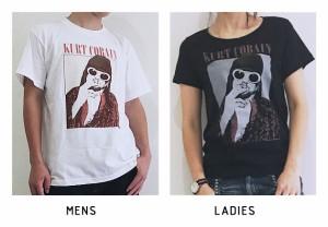 送料無料≪ゆうメール便配送10・代引不可≫ Tシャツ KURTCOBAIN カートコバーン トップス レディース メンズ