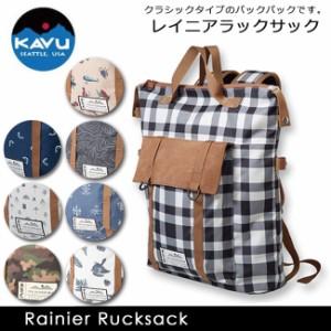 KAVU/カブー バックパック レイニアラックサック 19810152