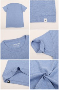 アンドワンダー and wander mosquito blocker T AW71-JT044 【服】 Tシャツ ファッション アウトドア フェス キャンプ【t-cnr】