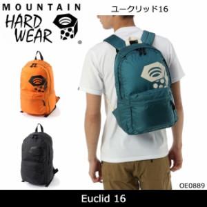 MOUNTAIN HARDWEAR / マウンテンハードウェア ユークリッド16 Euclid 16 OE0889 【カバン】 バックパック リュック 旅行 アウトドア トラ