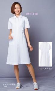 白衣 自重堂 ホワイセル WHISEL WH11100 ナースワンピース 制菌加工 医療用白衣