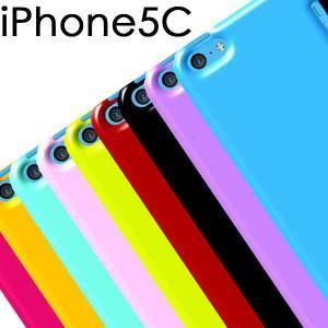 [送料無料]大人気定番iPhone5CアイフォンスマートフォンTPU素材カバーケース背面カバー[納期:約2〜3週間]