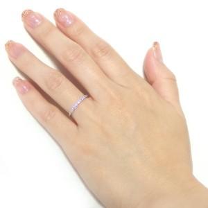 ダイヤモンド リング ハーフエタニティ 0.3ct 13号 プラチナ Pt900 ハーフエタニティリング 指輪 送料無料!