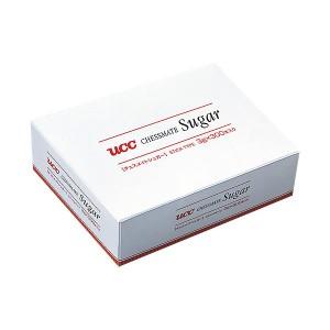 UCC上島珈琲 UCC チェスメイトシュガー(N)3g×300P 6袋入り UCC460055000 送料無料!
